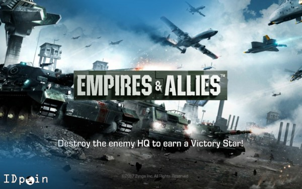 Permalink ke Main Game Empires and Allies Online (Game Perang)