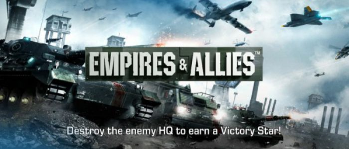 Main Game Empires and Allies Online (Game Perang)